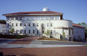 Emory University Campus Building