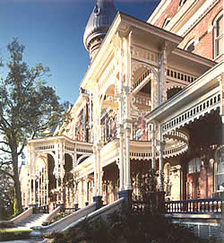 Victorian Era Lives at University of Tampa in Florida