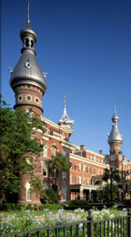 WordSmitten Writing Workshop  at the historic University of Tampa campus